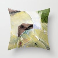 Detail 01 (Prado) Throw Pillow