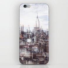 A Layered Empire iPhone & iPod Skin