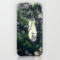 iPhone & iPod Case featuring Weather the Storm by Sir Harvey Fitz