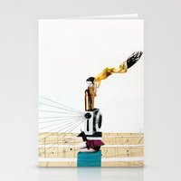 Pitying Muse Stationery Cards
