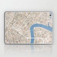 New Orleans Cobblestone … Laptop & iPad Skin