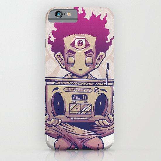 Eye Opener iPhone & iPod Case