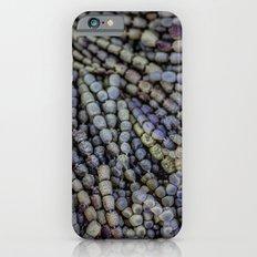 seaweed beads iPhone 6 Slim Case