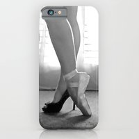 iPhone & iPod Case featuring in between by Raphaela