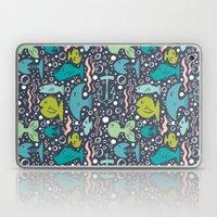 Fishy Fishy Laptop & iPad Skin