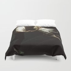 abyss of the disheartened VII Duvet Cover