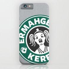 Ermahgerd, Kerfer! iPhone 6 Slim Case