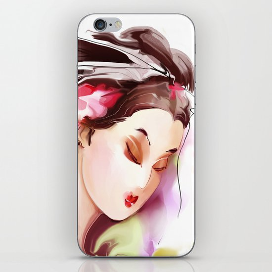 Japanese iPhone & iPod Skin