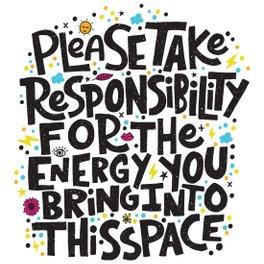 Art Print - TAKE RESPONSIBILITY - Matthew Taylor Wilson