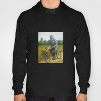On A F___ing Bike Hoody