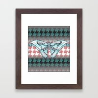 Fly Fancy Framed Art Print