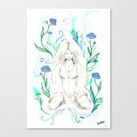 Ethreal Canvas Print