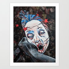 KO part 2 Art Print