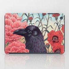 Crow Effigy iPad Case