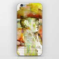 The journey of James D. iPhone & iPod Skin