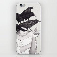 Neither Poor Nor Innocent  iPhone & iPod Skin