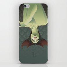 SLEEPING BANSHEE iPhone & iPod Skin