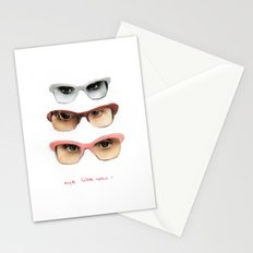 Eye like you Stationery Cards