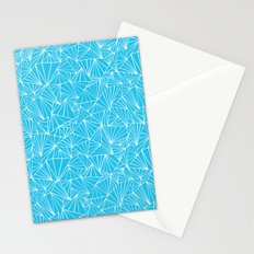 Ab Fan Electric Repeat Stationery Cards