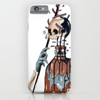 native iPhone & iPod Cases featuring Native  by PAFF