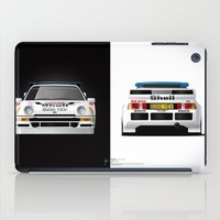 Group B Edition, N.º4, Ford RS200 iPad Case