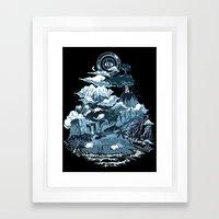 Terra Mikronic Framed Art Print
