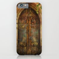 iPhone Cases featuring Impossibilium by Aimee Stewart
