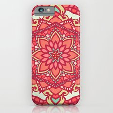 Abstract Mandala Flower Decoration 16 Slim Case iPhone 6s