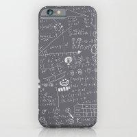 Maths iPhone 6 Slim Case