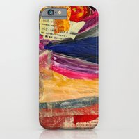 iPhone & iPod Case featuring Collage Love - Asian Tie by sarah mah