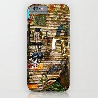 Sidewalk Seat iPhone 6 Slim Case