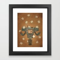 Muggy's Heaven Framed Art Print