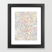 ## Framed Art Print