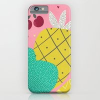 Tropical Fruits iPhone 6 Slim Case