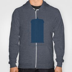 Tardis, Space and Time Hoody