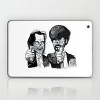 Zombie Fiction Laptop & iPad Skin