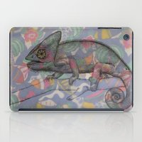 Chameleon(4) iPad Case