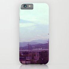 On the Bullet Train iPhone 6 Slim Case