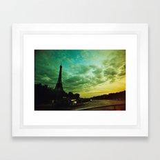 Paris Xpro Framed Art Print