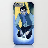 iPhone & iPod Case featuring January Hymn by Caitlin Clarkson