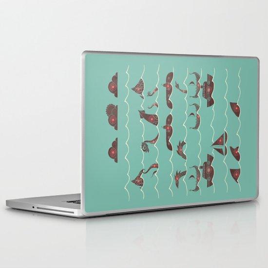 Shooting Gallery Laptop & iPad Skin