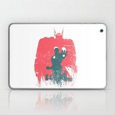 Superheroes minimalist - Thor  Laptop & iPad Skin
