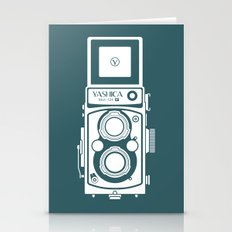 Yashica MAT 124G Stationery Cards