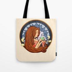 Aeris Nouveau Tote Bag