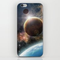 Welcome to the Space iPhone & iPod Skin