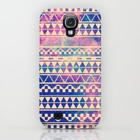 Galaxy S4 Cases featuring Substitution by Mason Denaro