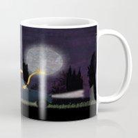 Voyage By Night II (anim… Mug