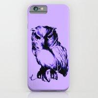 Owl Color iPhone 6 Slim Case