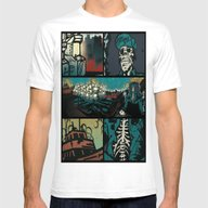 T-shirt featuring ROCK SKULL by Acus