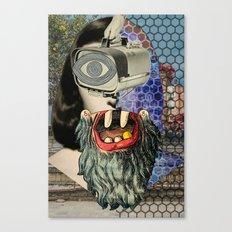 Psych-Clops Canvas Print